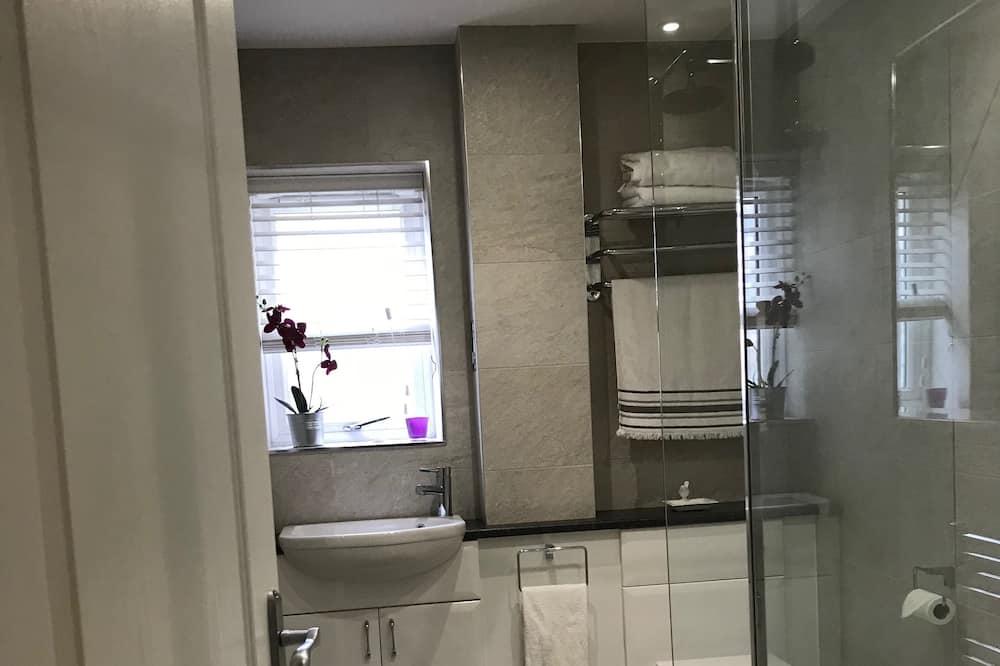 Dvoulůžkový pokoj (The Honeysuckle Room) - Koupelna