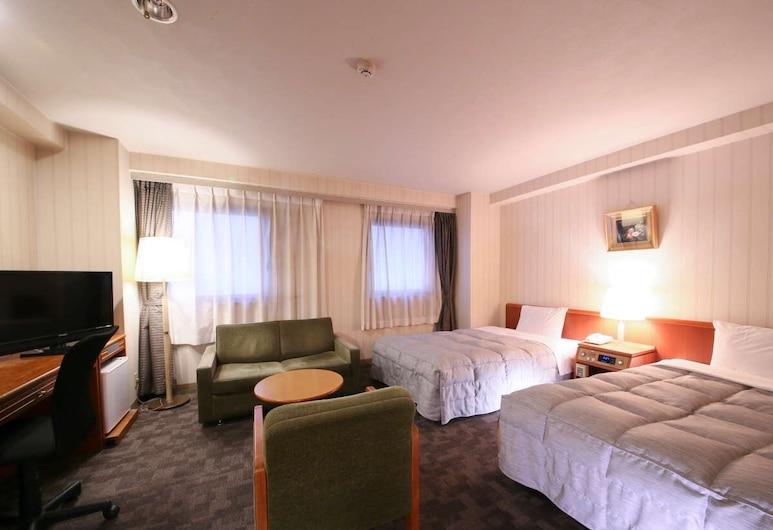 โรงแรมเซนเทีย นาอิโตะ, โคฟุ, ห้องพัก