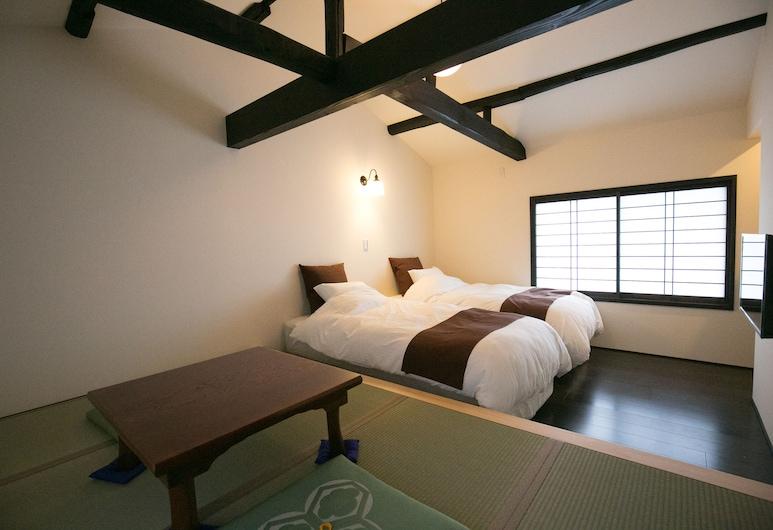 二條湯樂庵飯店, Kyoto, 獨棟房屋, 客房