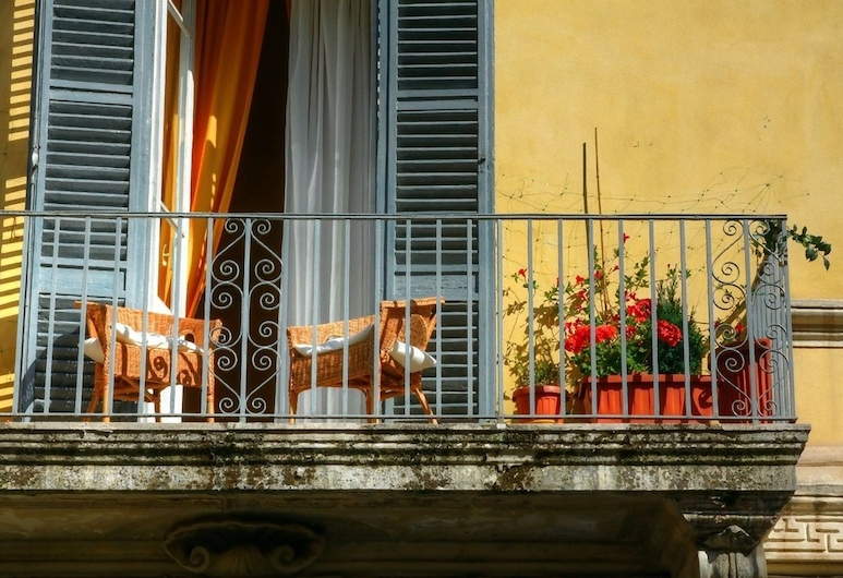 La Locanda Viminale, Rim, Pročelje hotela