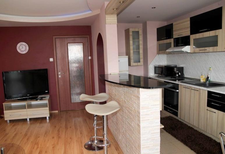 روسينا فيو, بلوفديف, شقة, غرفة معيشة