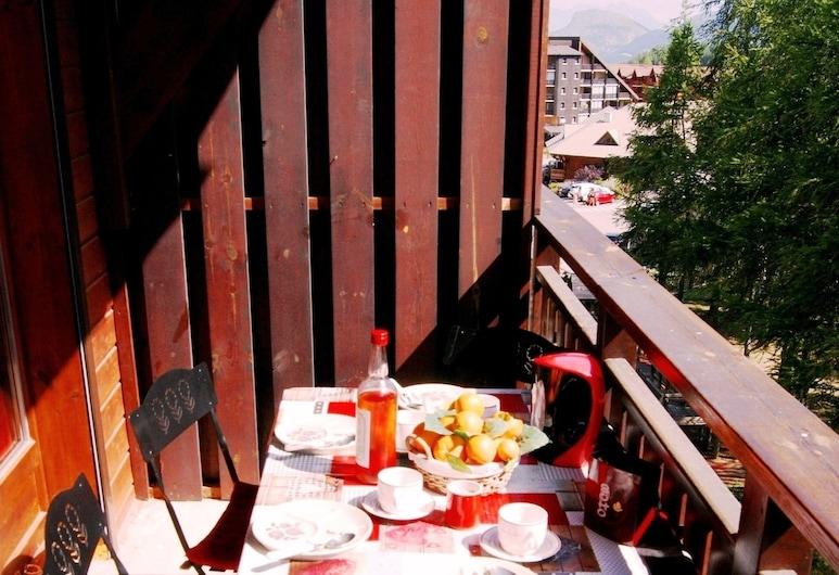 Chalet-Résidence l'Obiou, Le Dévoluy, Domek, 3 sypialnie, Taras/patio