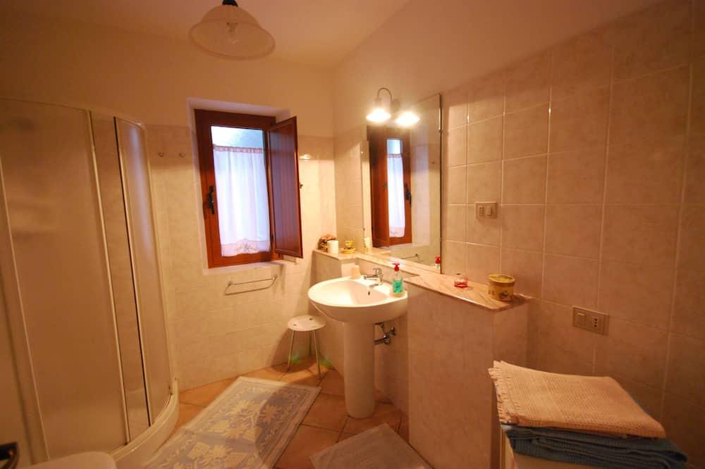 Comfort Oda, 1 Yatak Odası, Bahçeli - Banyo
