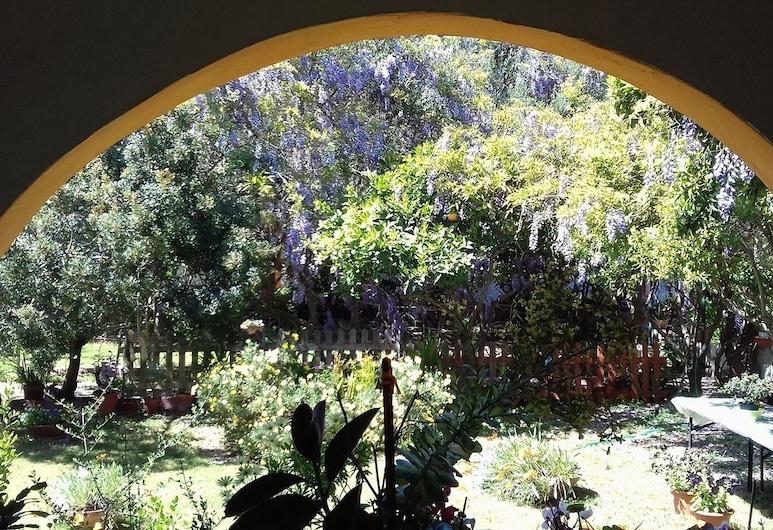 B&B Su Narboni Mannu E4247, Teulada, Jardim