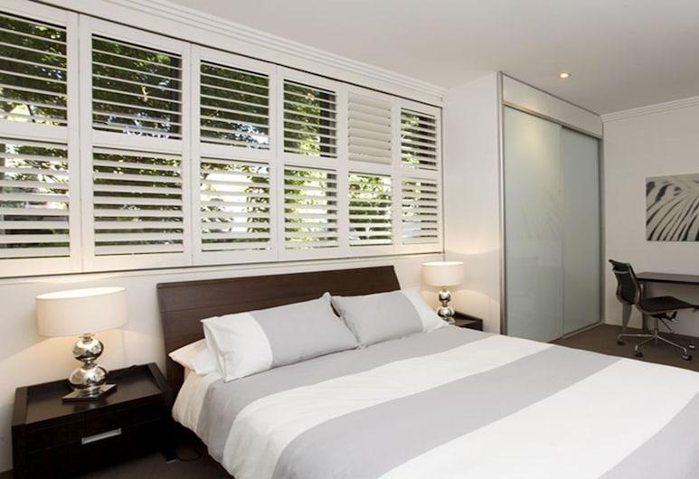The Apartment Service GLE20, Forest Lodge, Apartamento, 2 habitaciones, balcón, Habitación