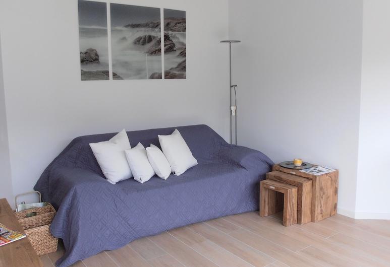Ferienwohnung Hoherting, Prien am Chiemsee, Apartmán, Obývačka