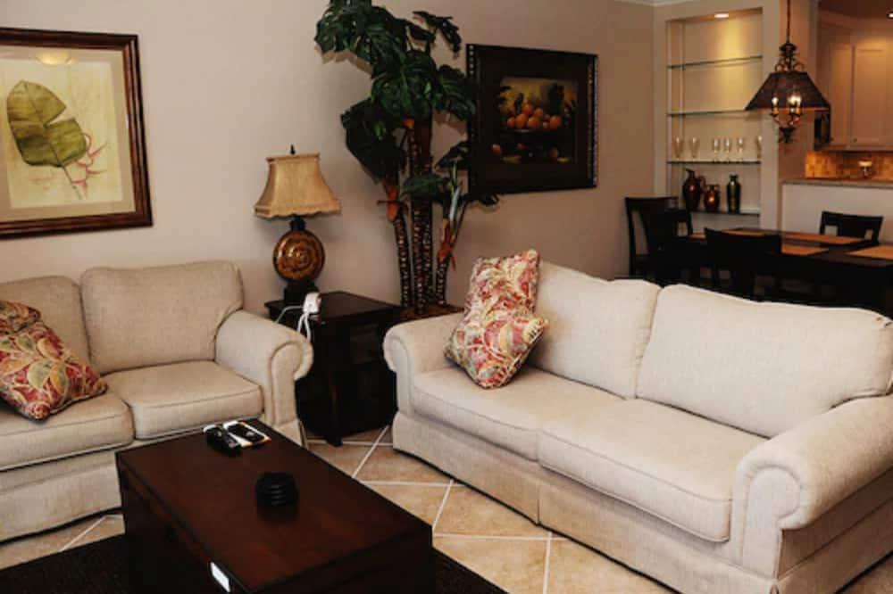 高級公寓客房, 2 間臥室, 廚房 - 客廳