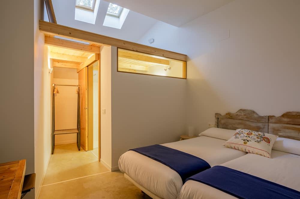 Departamento, 2 habitaciones, con acceso para silla de ruedas, planta baja (Porto) - Vista al patio