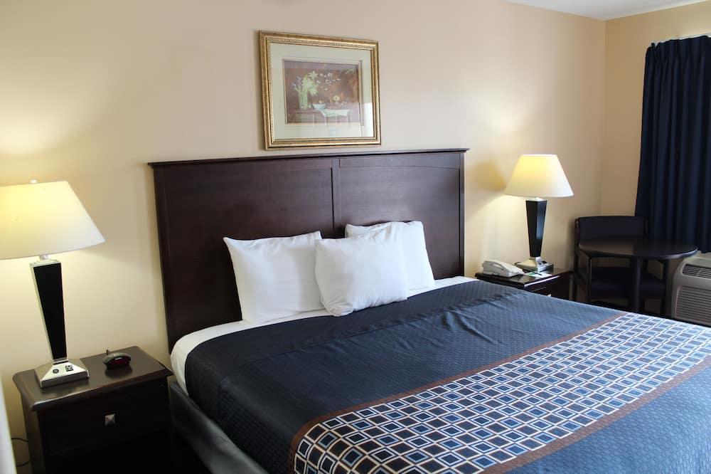 Standard tuba, 1 ülilai voodi - Tuba