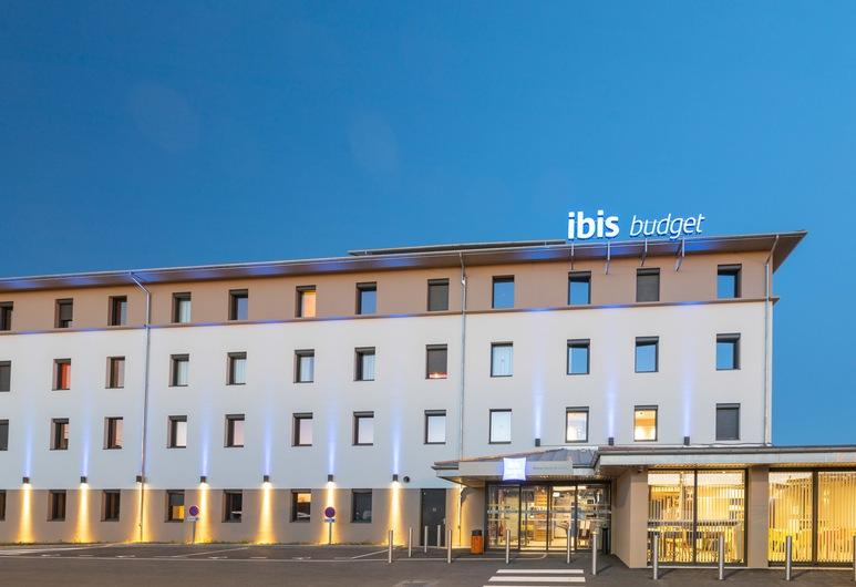 ibis budget Rennes Route de Lorient, Rennes, Façade de l'hôtel