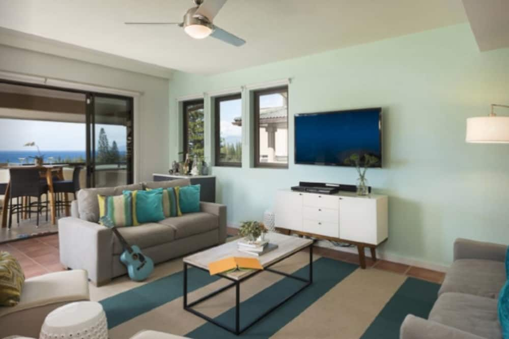 룸 - 거실 공간