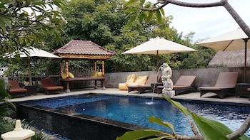 A(z) The Akah Cottage hotel fényképe itt: Lembongan-sziget