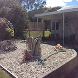 Casa de campo Confort, 3 habitaciones - Terraza o patio