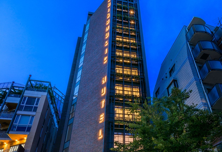 Ebisuholic Hotel, Tokyo