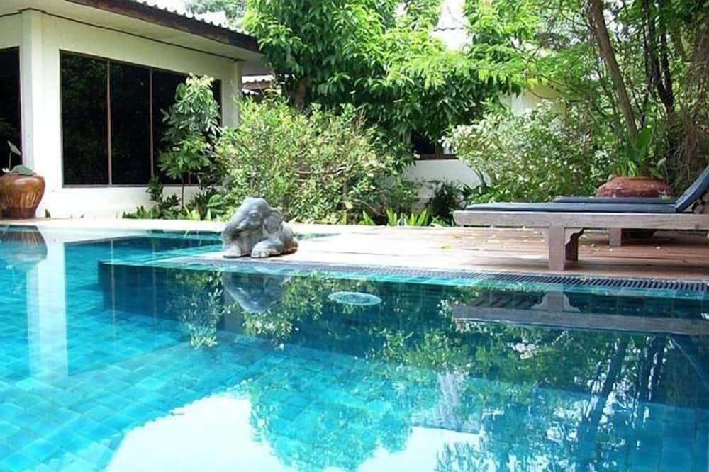 Three Bedrooms Private Pool Villa - All Inclusive - Terrace/Patio