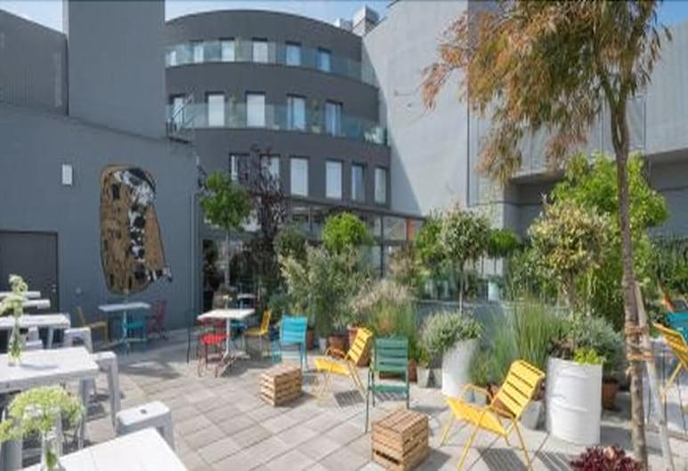 Ruby Marie Hotel, Vienne, Terrasse/Patio