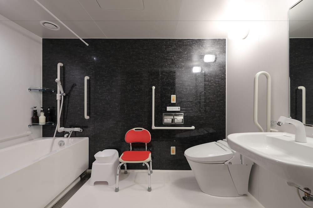 デラックス ツインルーム 禁煙 - バスルーム