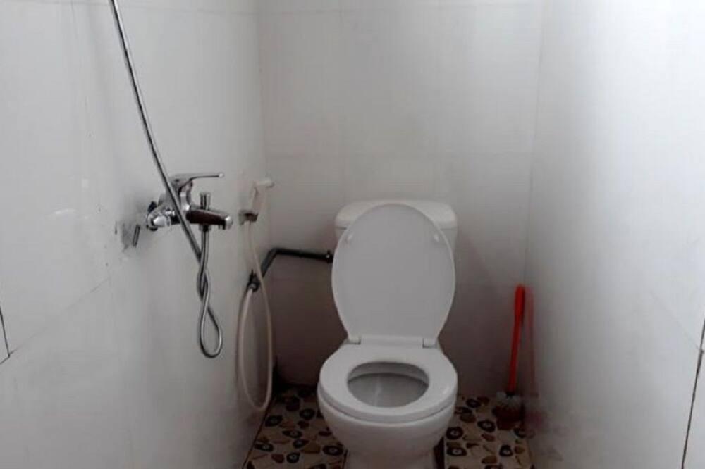 Asrama Umum, asrama campuran - Kamar mandi