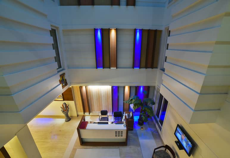 Hotel Mint Safdarjung, Yeni Delhi, Resepsiyon