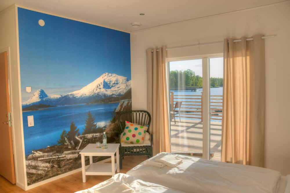 Habitación doble - Sala de estar