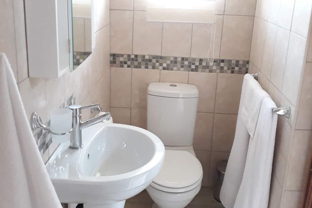 Apartment (Queen Studio) - Bathroom