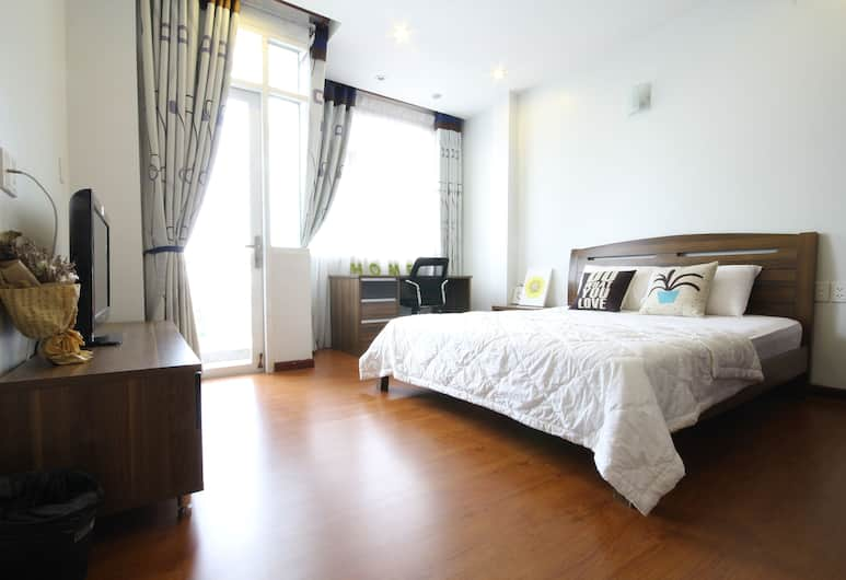 Smiley Apartment 16, Ho Chi Minh City, Apartment, 1 Bedroom, Room