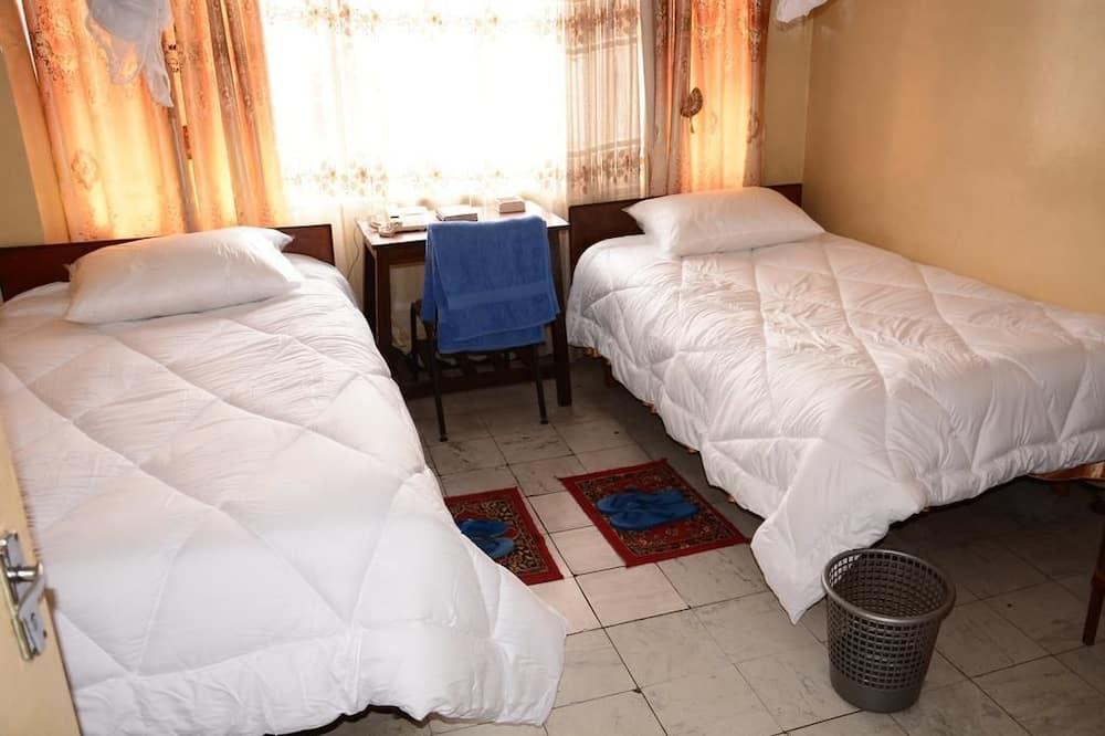 ห้องสแตนดาร์ดทวิน, เตียงเดี่ยว 2 เตียง, ปลอดบุหรี่ - ห้องพัก