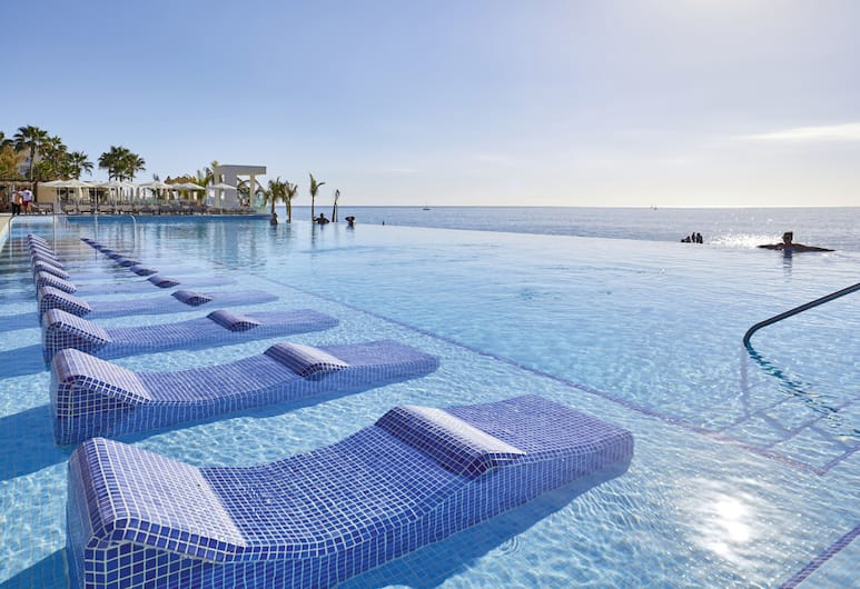Riu Palace Baja California - Adults Only - All Inclusive, Cabo San Lucas, Pool