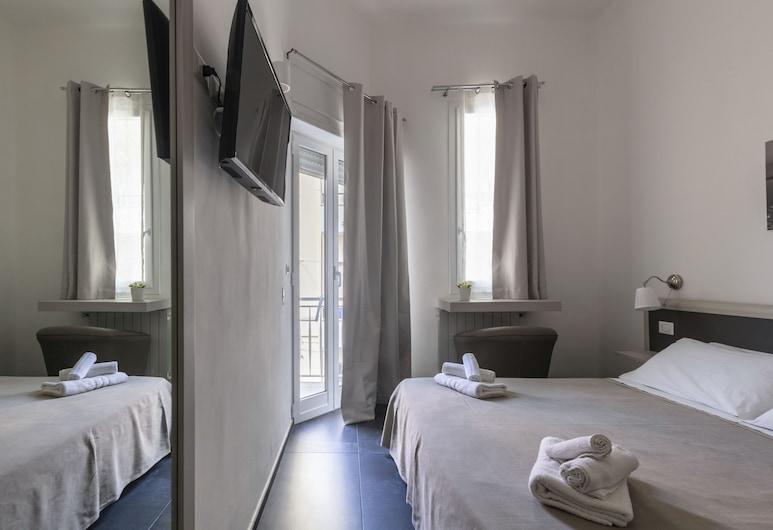 B&B Vittoria, Gallipoli, Pagerinto tipo kambarys (1 dvigulė / 2 viengulės lovos), 1 miegamasis, Svečių kambarys