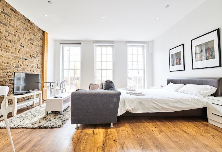 Valet Apartments Limehouse, London, Classic Studio Suite, 1 Double Bed, Room