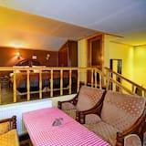 Deluxe-rum - bubbelpool - utsikt mot resort - Badrumsbekvämligheter