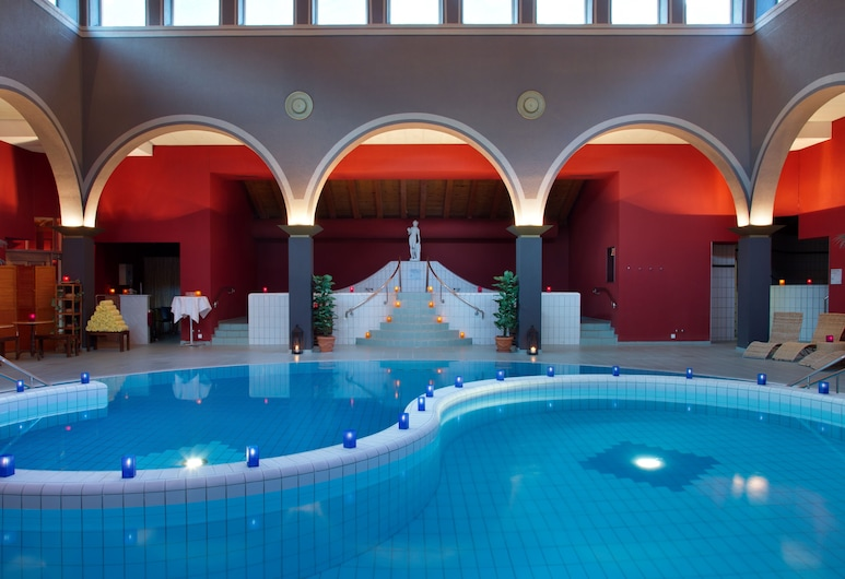 De France by Thermalhotels, Leukerbad, Indoor Pool