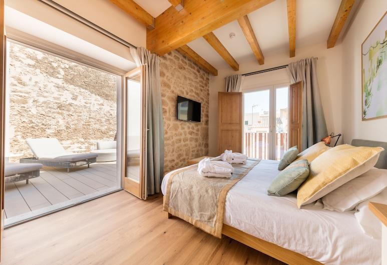 FORUM Boutique hotel & spa, Alcudia, Exclusive Δωμάτιο, Δωμάτιο επισκεπτών