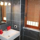 Klassieke kamer, 1 slaapkamer, roken, Uitzicht op gebergte - Badkamer
