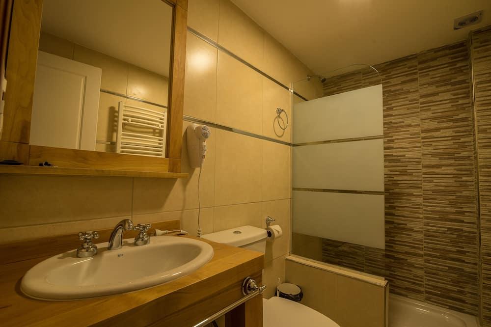 Lägenhet (2 People) - Badrum