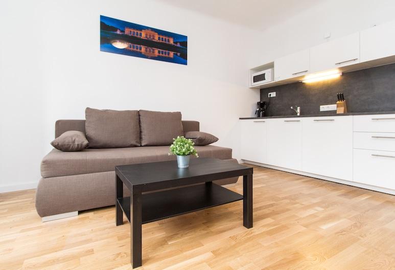 CheckVienna - Lainzer Straße, Βιέννη, Comfort Διαμέρισμα, Περιοχή καθιστικού