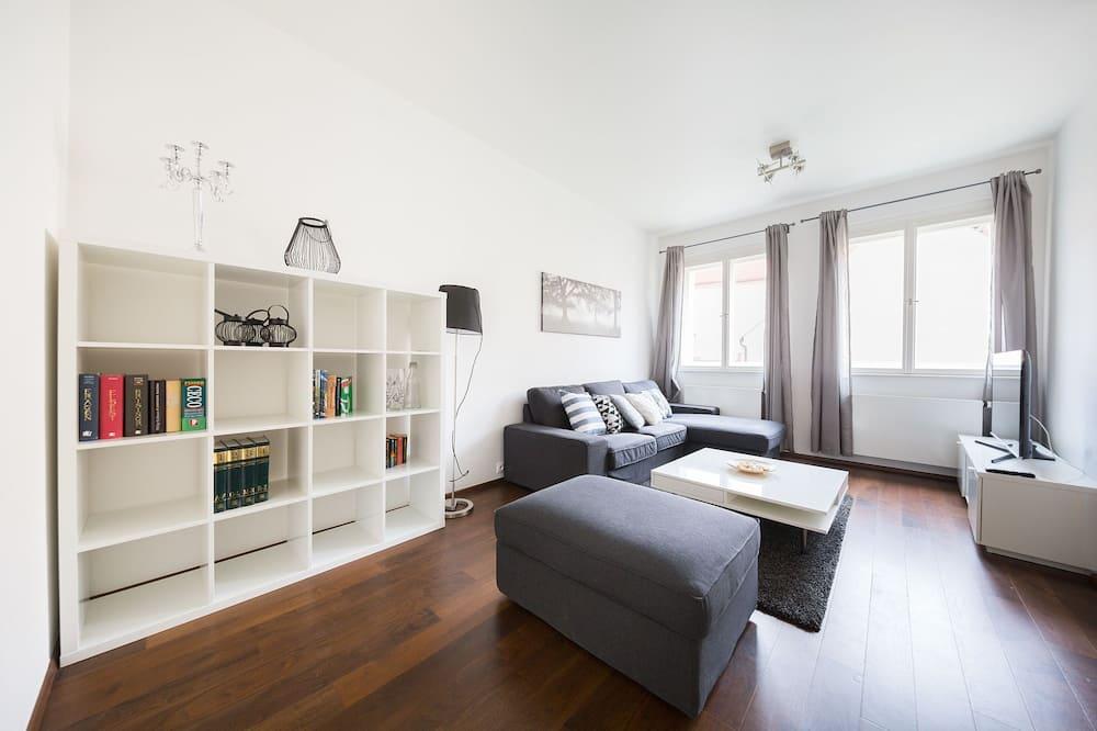 Superior Διαμέρισμα, 2 Υπνοδωμάτια, Βεράντα - Καθιστικό
