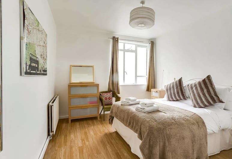 Great 1 BED in Perfect West London Location, London, Kamar