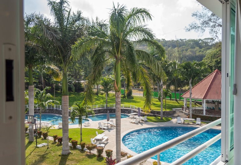 Hotel Puente Nacional Pool & Vacaciones Veracruz, Пуенте-Насьйональ, Номер категорії «Джуніор», Вид з номера
