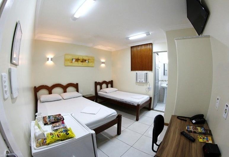 Hotel Belem, Fortaleza, Τρίκλινο Δωμάτιο, Δωμάτιο επισκεπτών