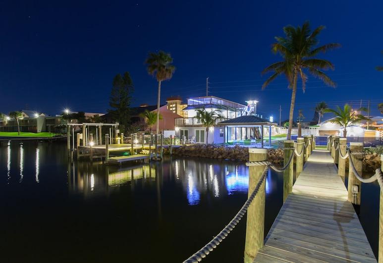 Lost Inn Paradise, Cocoa Beach, Terrein van accommodatie
