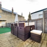 Comfort-Haus, Terrasse (LT The Gate House 3 Bed) - Zimmer