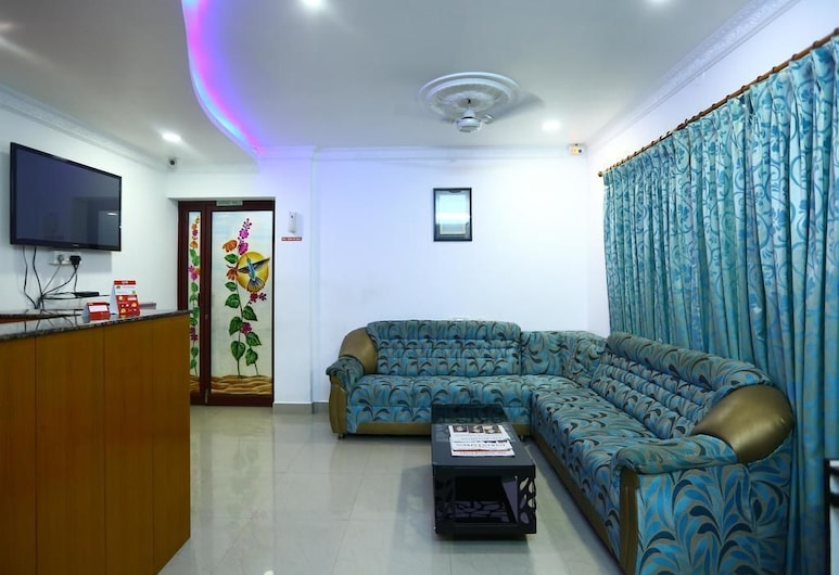 Olive Serviced Apartments, Chennai, Recepcia