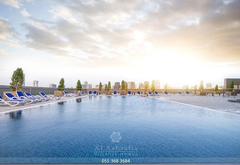 Al Ashrafia Holiday Homes, Dubai, Pool