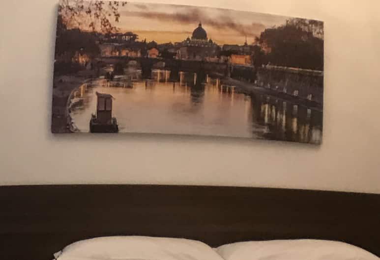 روما ماي هوم بد آند بريكفاست, روما, غرفة مزدوجة, غرفة نزلاء
