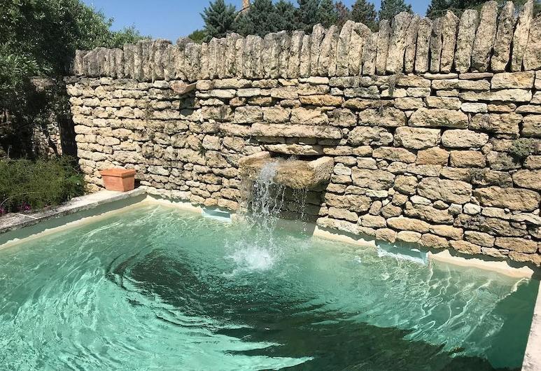 Le Moulin des Sources, Gordes, Pool