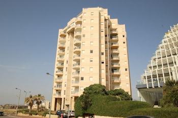 Selline näeb välja Royal Apartment on the Sea, Netanya