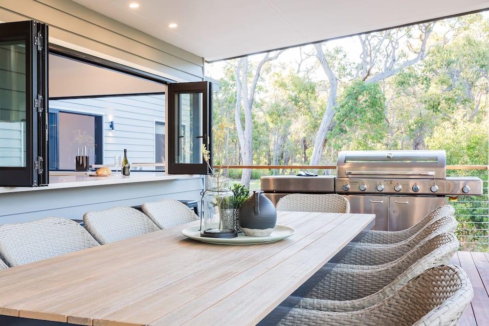 Luxe huis, 4 slaapkamers, privébadkamer - Balkon