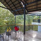 Casa de campo Premium, Varias camas, vista a la colina - Habitación