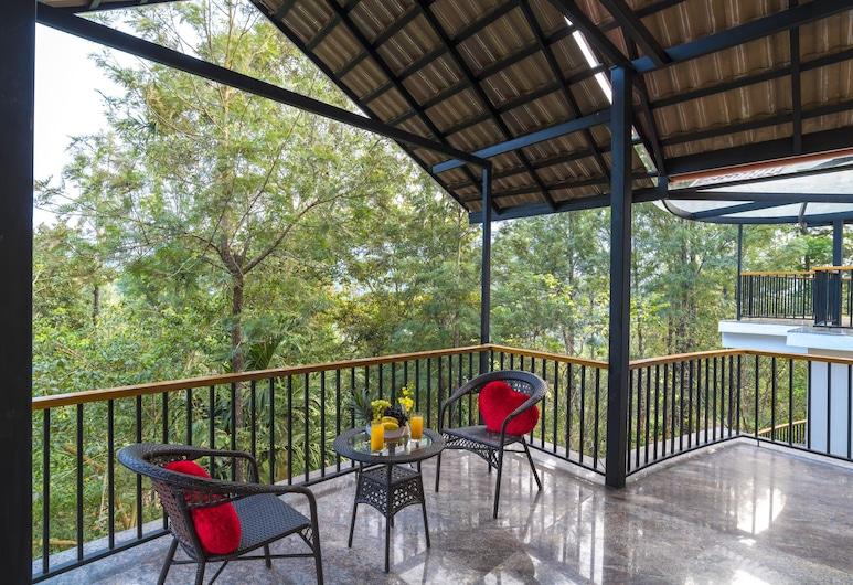 Mayookham Resorts, Mananthavady, Domek letniskowy Premium, Wiele łóżek, dla palących, widok na wzgórze, Pokój